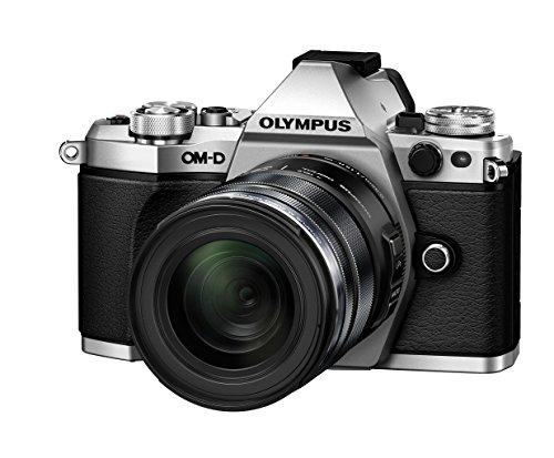 OLYMPUS ミラーレス一眼 OM-D E-M5 MarkII 12-50mm EZレンズキットシルバー E-M5 MarkII12-50mm EZ LK SLV E-M5MarkII1250LKSLV