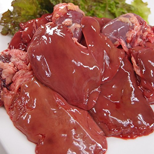 chicken liver with heart 国産鶏レバー2kg