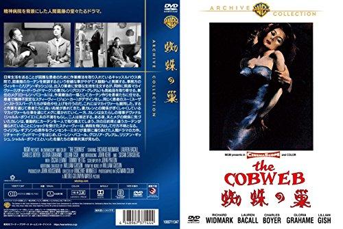 『蜘蛛の巣 [DVD]』の1枚目の画像