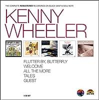 Kenny Wheeler - Complete Recordings on Black Saint & Soul Note by Kenny Wheeler