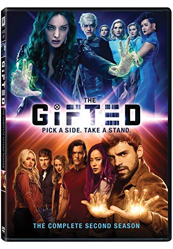 The Gifted: The Complete Season 2 [DVD]