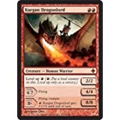 Magic: the Gathering - Kargan Dragonlord - Rise of the Eldrazi by Wizards of the Coast [並行輸入品]
