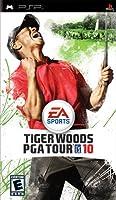 Tiger Woods PGA Tour 10 (輸入版) - PSP