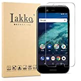 Millko android one S2 / DIGNO G 601kc ガラスフィルム 5インチ 専用 木箱 気泡ゼロ 飛散防止 硝子 Y!mobile android one S2 / SoftBank DIGNO G 液晶保護フィルム 国産強化ガラス素材 クリア