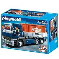【プレイモービル・Playmobil 】コンテナとトラック【並行輸入】
