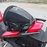 バイク用シートカウルバッグ 雨具など小物入れ 愛車での旅行・ツーリングに活躍