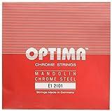 オプティマ(OPTIMA)マンドリン弦 レッド1E(2本入)  No.2101
