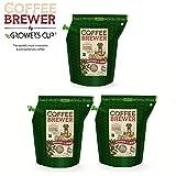 COFFEE BREWER(コーヒーブリューワー) コーヒーBrazil(ブラジル)3個セット