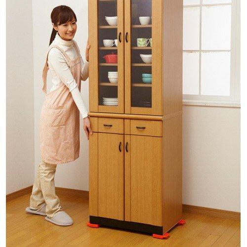 家電移動 キャリー 100kgの物でも1/5の力で 使いやすい 家具・家電の移動キャリー -