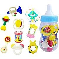 Bébé Hochet Gift Set/Bébé De Dentition Et Les Hochets Jouets Toy Ensemble Cadeau