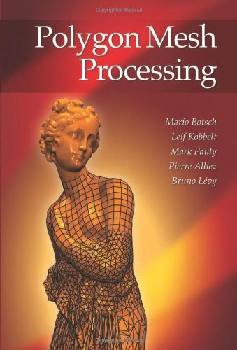 Download Polygon Mesh Processing 1568814267
