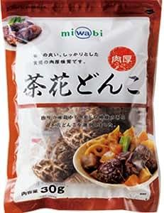 miwabi 茶花どんこ 30g×10個