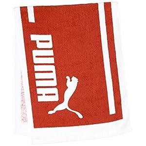 (プーマ) PUMA トレーニング スポーツタオルB(90x35cm) 869249 [ユニセックス] 05 リーガルレッド L90xW35cm