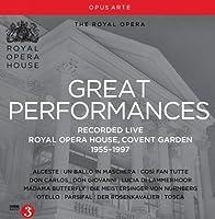 Great Performances Box Set [Opus Arte: OACD9024D] by Various