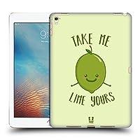 Head Case Designs ライム ラブリー・フルーツ iPad Pro 9.7 (2016) 専用ハードバックケース