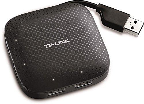 TP-Link 4ポート高速 バスパワー USB3.0対応 最大転送速度5Gビット/秒 USBハブ UH400