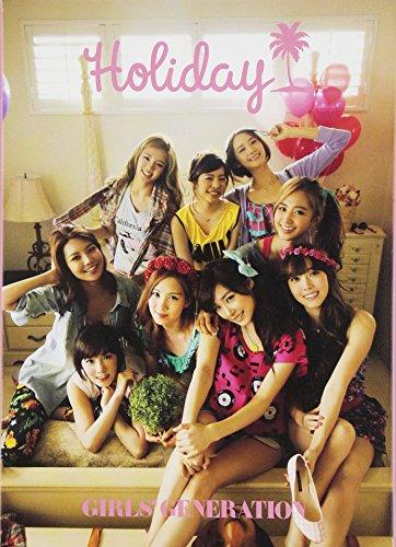 少女時代1stオフィシャルフォトブック『Holiday』...