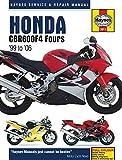 Honda CBR600F4 Fours '99 to '06 (Haynes Service & Repair Manual)