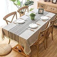 ティーテーブルクロス防水とアイアンプルーフ長方形のリビングルームのテーブルクロスアート小さな新鮮なテーブルクロス北欧風ティーテーブルマットテーブルクロス (色 : B, サイズ さいず : 140*220cm)