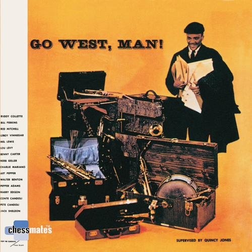 Go West Man