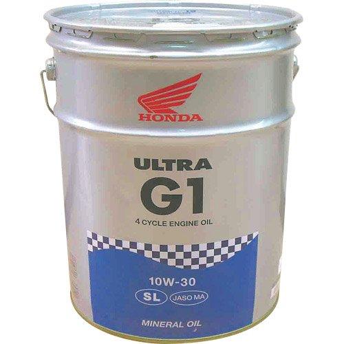 Honda(ホンダ) 2輪用エンジンオイル ウルトラ G1 ...