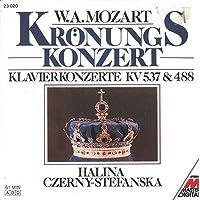 Concerto per piano n.26 K 537 in RE 'Incoronazione Concerto per piano n.23 K 488 in LA (1786)