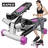 KAPEO Mini 3D ステッパー 山登り感覚 有酸素運動 ルームランナー 踏み台昇降運動 ステップ台 健康エクササイズ器具