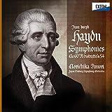 〈ハイドン:交響曲集 Vol. 8〉 交響曲第 60番「うっかり者」、第 54番