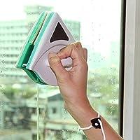 ウィンドウガラスクリーナーツールダブルサイド5–12mmクリーニングブラシワイパー便利Surface Clean Your Windows迅速かつ効果的