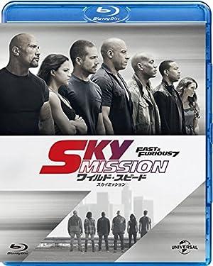 ワイルド・スピード SKY MISSION[AmazonDVDコレクション] [Blu-ray]