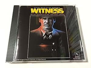 「刑事ジョン・ブック/目撃者」オリジナル・サウンドトラック