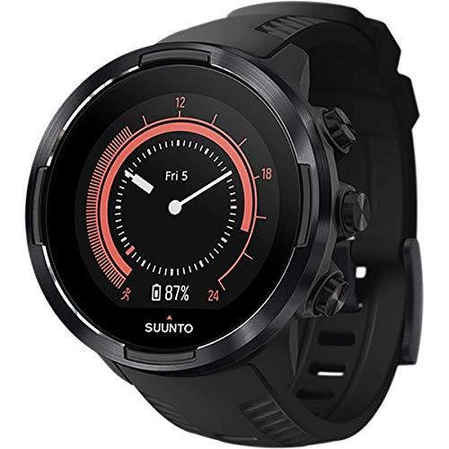 SUUNTO 9 G1 BARO (スント ナイン バロ) スマートウォッチ GPS 登山 トレイルランニング [日本正規品] SS050019000 ブラック