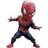 エッグアタック・アクション アメイジング・スパイダーマン2 スパイダーマン ノンスケール プラスチック製 塗装済み可動フィギュア