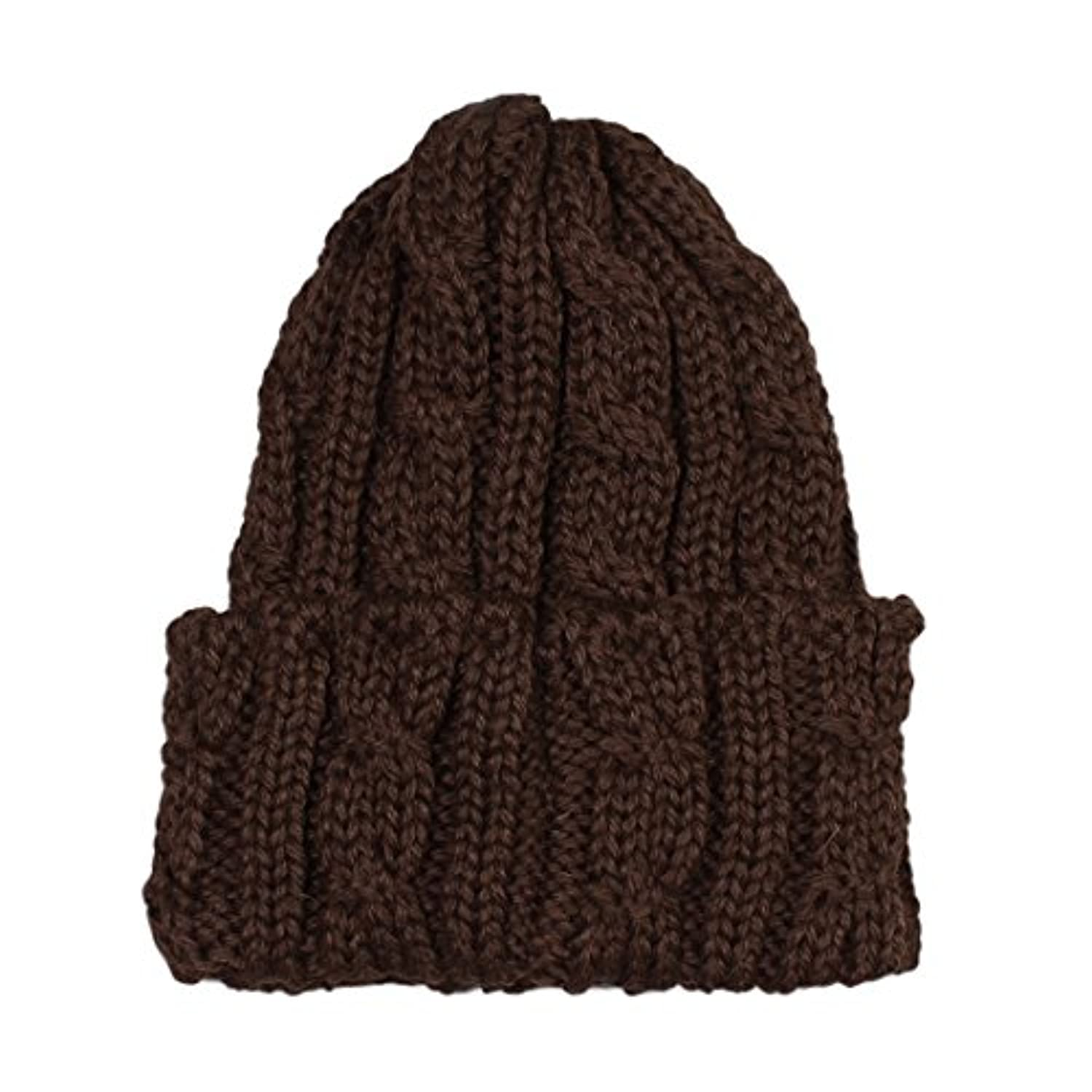 (ハイランド2000) HIGHLAND 2000 CABLE BOB CAP - BRITISH WOOL/MOLE ONESIZE