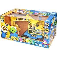 ポンポンポロロPork Crane Play Heavy Equipment Play Toy Car ( 480 x 200 x 235 mm