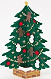 クリスマス 大型ツリーカード (フェルト) 72638-9