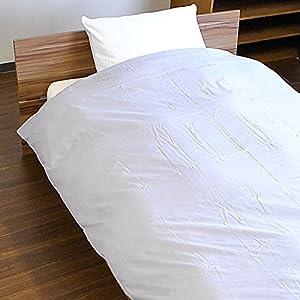 日本製 掛け布団カバー 綿100% 和晒し ガ...の関連商品2