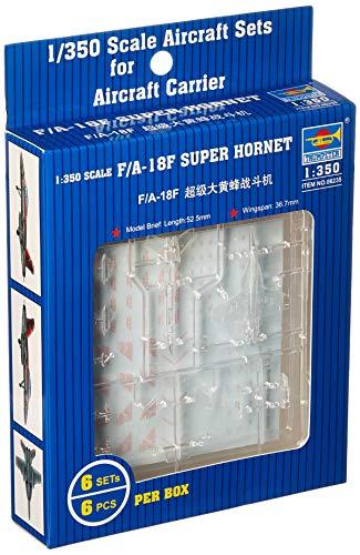 1/350 空母艦載機 F A-18F スーパーホーネット
