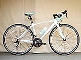 Bianchi(ビアンキ) ロードバイク VIA NIRONE 7 PRO SORA(ニローネ ソラ) 2017モデル (ホワイト/レッドライン) 46サイズ