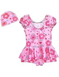 543a9e5423f2c Amazon.co.jp  90 - 水着   ガールズ  服&ファッション小物