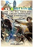 Ark Survival Game, PC, Ps4, Xbox One, Wiki, Cheats, Download Guide Unofficial Hiddenstuff Entertainment LLC.