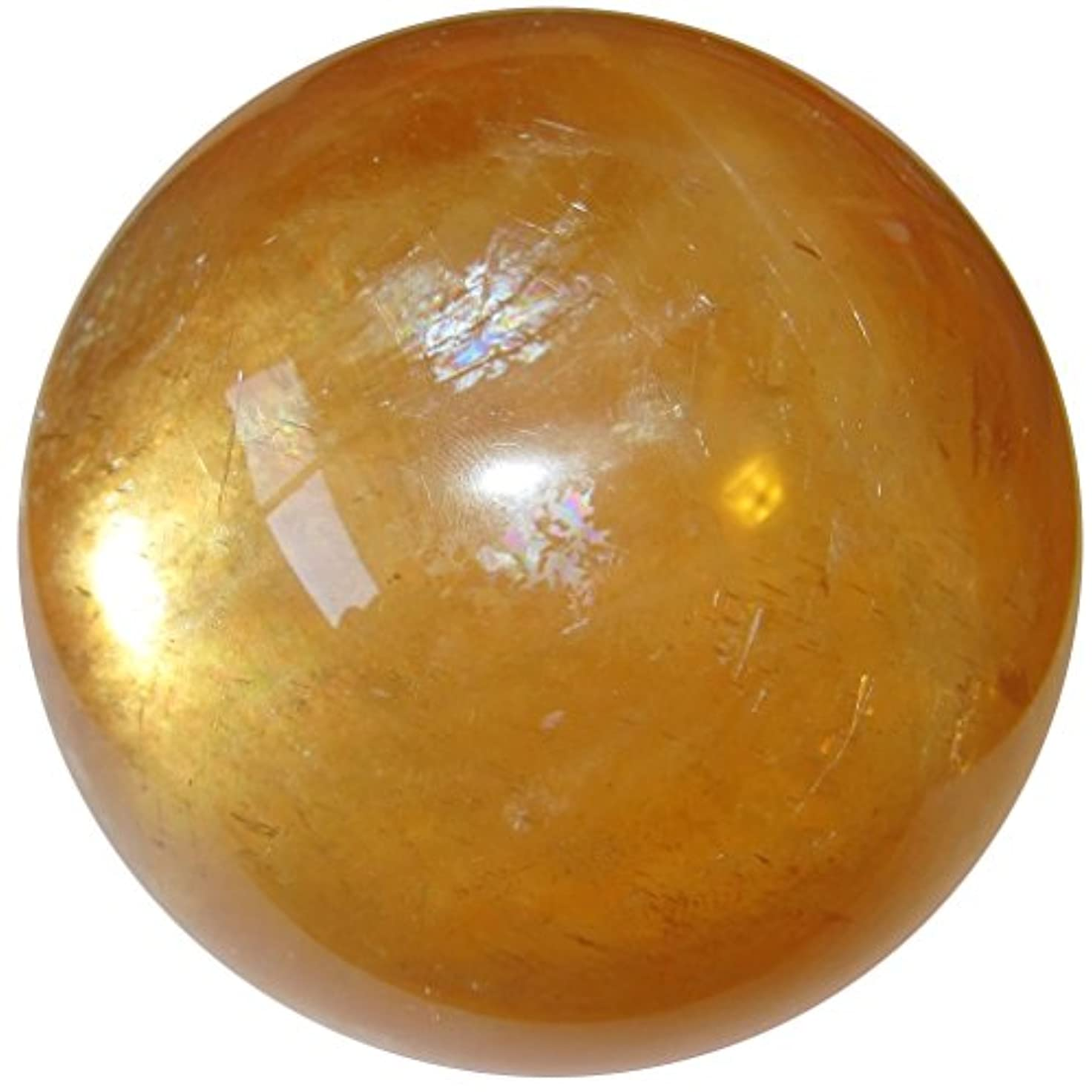 風邪をひく限定ブリッジCalciteオレンジボール3.4