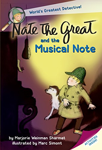 Nate the Great and the Musical Noteの詳細を見る