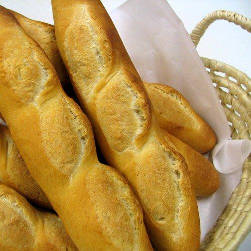 水郷のとりやさん 特選 フランスパン バゲット (ハーフサイズ) 1本