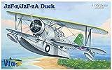 バロム 1/72 アメリカ海軍 グラマンJ2F-2/J2F-2Aダック水陸両用機 改良型 プラモデル CV72126