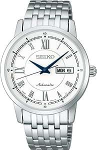 [セイコー]SEIKO 腕時計 PRESAGE プレサージュ サファイアガラス 日常生活用強化防水 (10気圧防水) メカニカル自動巻 (手巻つき) 最大巻上時約41時間持続 SARY025 メンズ