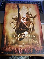 DVD 2枚組 GACKT TRAINING DAYS 2006 DRUG PARTY FC限定