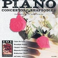 Piano Concertos & Rhapsodies