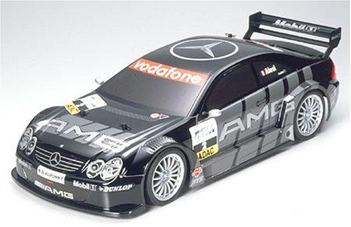 1/10 電動ラジオコントロールカー シリーズ CLK-DTM 2002 AMG-メルセデス