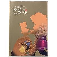 デルフィーノ ディズニー 2018年2月始まり ウィークリー手帳 プリンセス コールドフォイルシリーズ 美女と野獣 B6サイズ DZ-79087